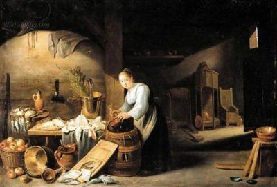 Woman Servant