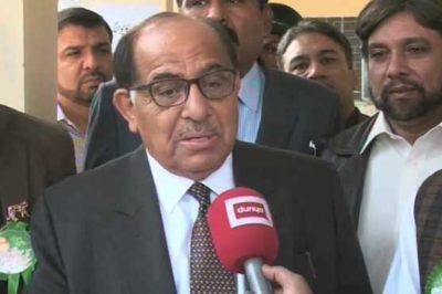 Zafar Ali Shah