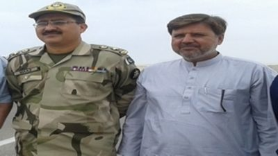 Interview of Col Maaz of PCG