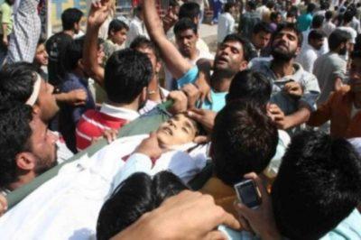 kashmiri People Shaheed