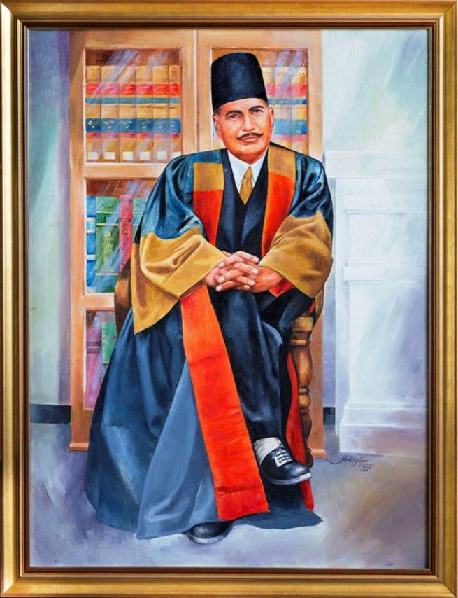 Dr Allama Muhammad Iqbal