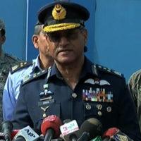 Air Chief Marshal Sohail Aman