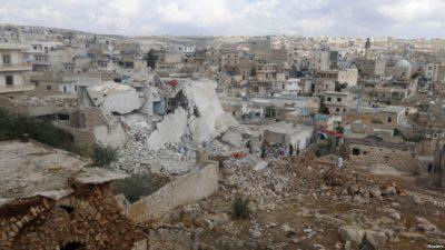 Aleppo Cease Fire