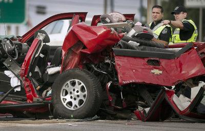 America Traffic Accident