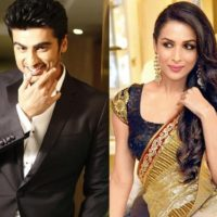 Arjun Kapoor and Malaika