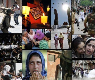 Atrocities on Kashmiris