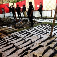 Azizabad Weapons Arrest