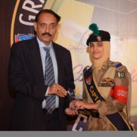 Cadet College Jhang Annual Event Awards