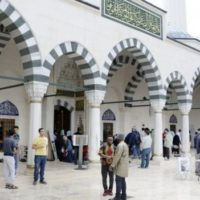 California Mosque