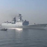 China Navy Warships