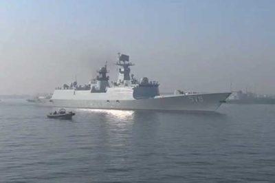 China Navy Warships