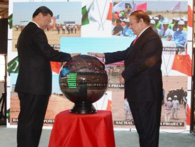 China-Pakistan, Economic Corridor Project