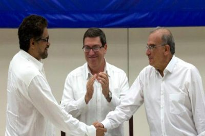 Colombian Peace Contract