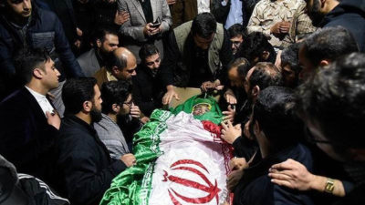 Commander killed Syria