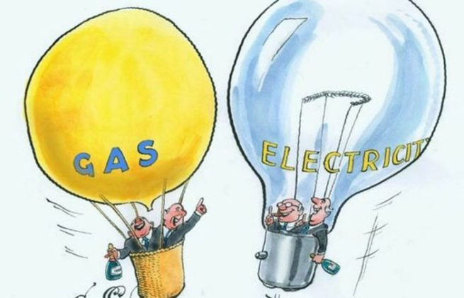Electricity and Gas