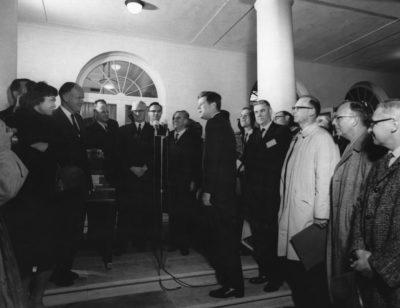 Enrico Fermi Meeting