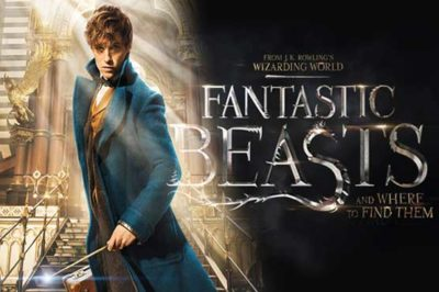 Fantastic Beasts and Where to Finder Dame