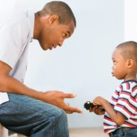 Father Talk witn Son