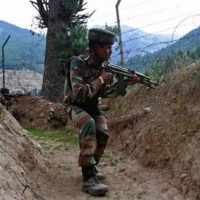 Firing by Indian Army at LoC