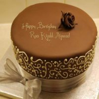 Happy Birthday Rao Khalil Ahmed