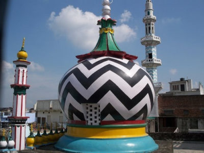 Hazrat Imam Ahmed Raza Khan Brillo