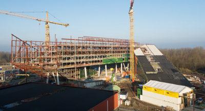 Hospitals Construction