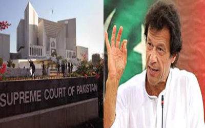 Imran and Supreme Court
