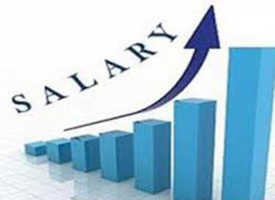 Increase in Salaries