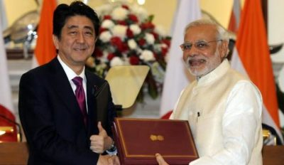 India and Japan Civil Nuclear Deal