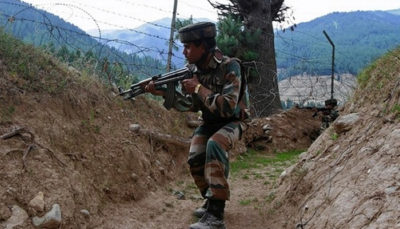 Indian Army line of Control Firing