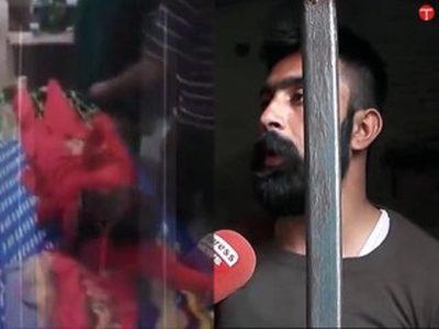 Jaja Badmash-Khawaja Sara Violence