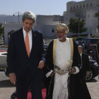 John Kerry Meeting