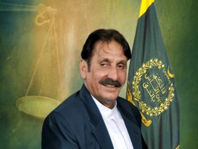 Justice Iftikhar Chaudhry