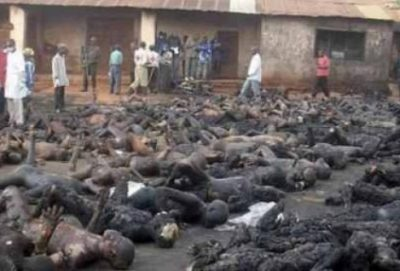 Killing of Muslims in Burma