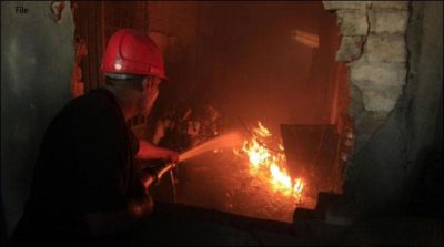 Lahore Factory Fire