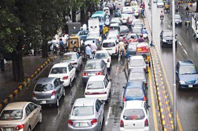 Lahore Traffic