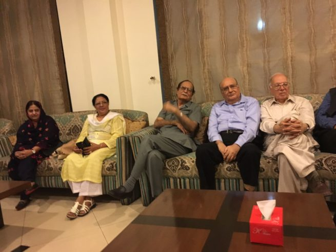 Literary Session Lahore