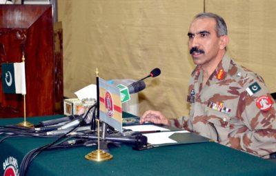 Major General Sher Afgan