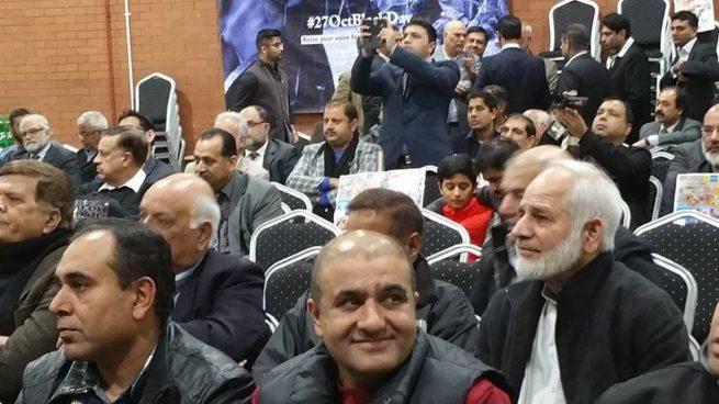 Manchester Event For Kashmir