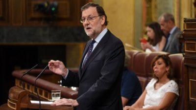 Mariano Rajoy's