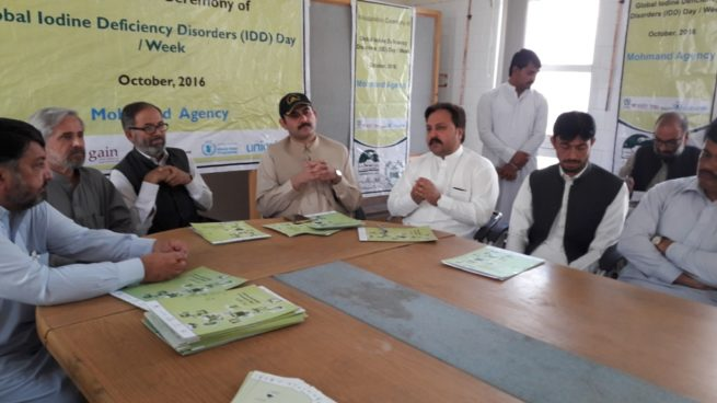 Mohmand Agency Meeting
