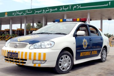 Motorway Police