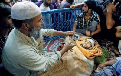 Muzaffar Wani Shaheed