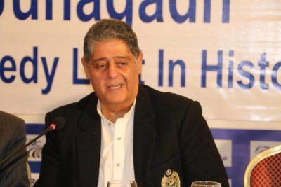 Nawab Jahangir Khanji