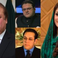 Nawaz Family Collage