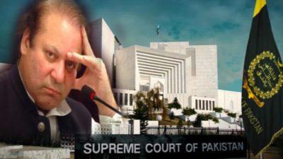 Nawaz and Supreme Court