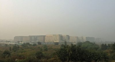 New Dehli City