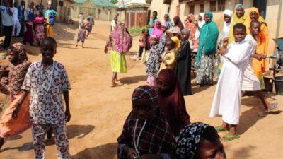 Nigeria Children