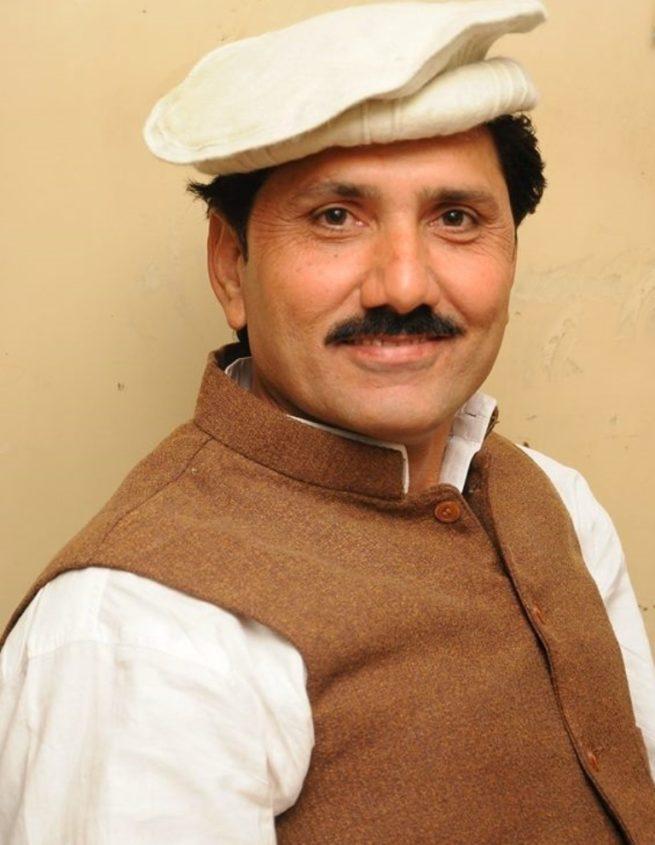 Omer Farooq Yusufzai