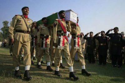 Pak Army Martyr